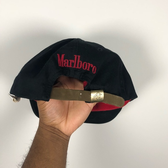 4f4175fad93 Vintage Marlboro Country Store Hat